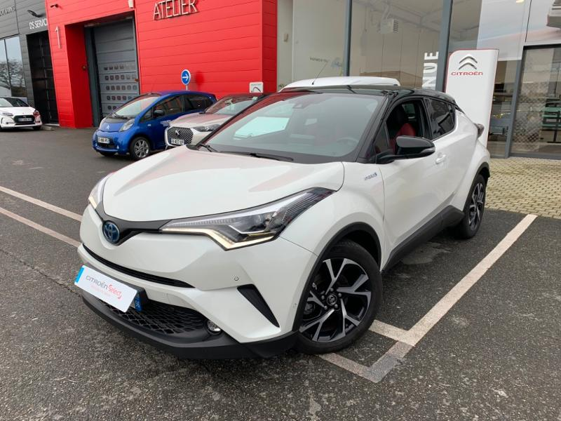TOYOTA C-HR 122h Selection 2WD E-CVT