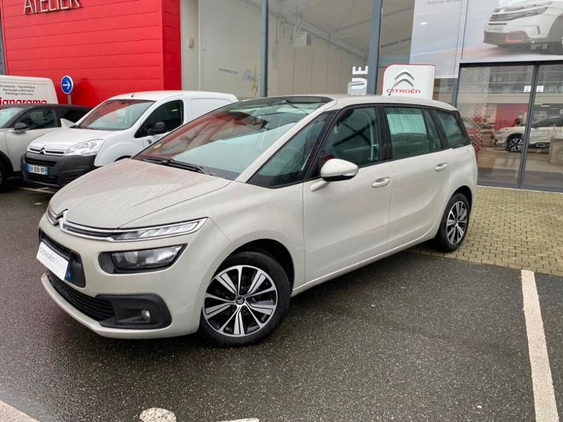 CITROEN Grand C4 Picasso HDi 120 Business EAT6