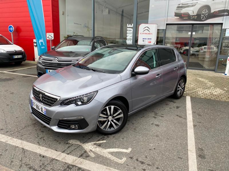 PEUGEOT 308 HDi 130 Allure EAT6 + CUIR + TOIT PANO